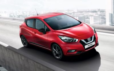 Privatleasing – Nissan Micra