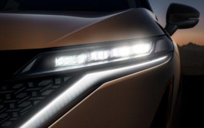 Nissan Ariya forpremiere