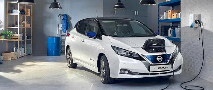 Nissan privatleasing